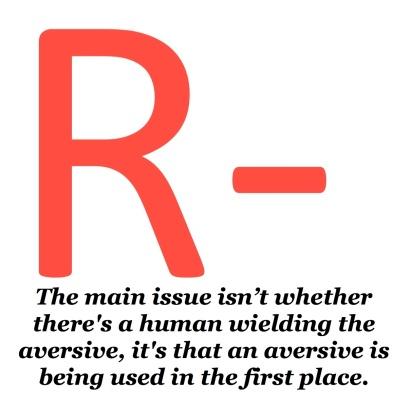 R- caption