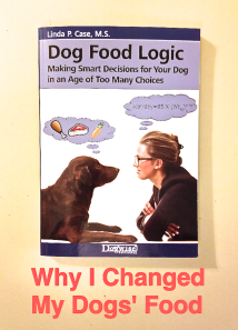 Photo of book: Dog Food Logic by Linda Case