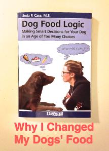 Photo of book: Dog Food Logic by Linda Case